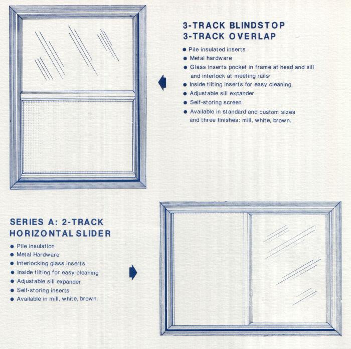 Vinyl windows storm windows vinyl for Storm windows